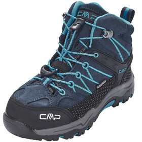 CMP Campagnolo Rigel Mid WP Trekking Shoes Kinder asphalt-cyano
